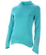 bluza do biegania damska ADIDAS RESPONSE ASTRO HOODIE / BK3159