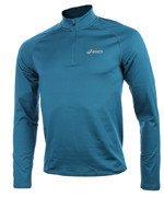 bluza do biegania męska ASICS ESSENTIAL WINTER 1/2 ZIP / 114638-8123