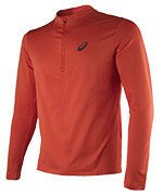 bluza do biegania męska ASICS ESSENTIAL WINTER 1/2 ZIP / 134090-6002