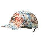 czapka do biegania BUFF PACK LITE CAP / 115007.555