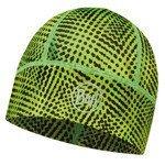 czapka do biegania BUFF XDCS TECH HAT BUFF XYSTER YELLOW FLUOR / 113190.117.10