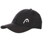 czapka tenisowa HEAD PRO PLAYER CAP / 287015 BK