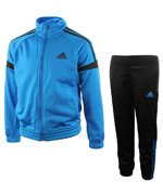 dres tenisowy chłopięcy ADIDAS TRACKSUITS KNITTED TIBERIO KNIT CLOSED HEM / AO4629