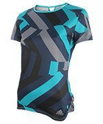 koszulka do biegania damska ADIDAS RESPONSE SHORT SLEEVE TEE / AZ2857