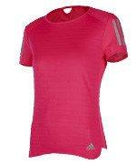 koszulka do biegania damska ADIDAS RESPONSE SHORT SLEEVE TEE / BP7466