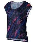 koszulka do biegania damska NIKE BREATHE TOP SHORT SLEEVE COOL / 831877-540