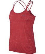 koszulka do biegania damska NIKE DRI FIT COOL BREEZE STRAPPY TANK / 644714-647