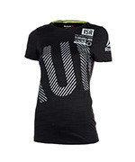 koszulka do biegania damska REEBOK ONE SERIES ACTIVCHILL TEE / BK1194