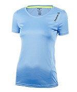 koszulka do biegania damska REEBOK RUNNING ESSENTIALS SHORT SLEEVE TEE / BJ9888
