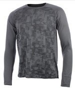 koszulka do biegania męska ASICS LONGSLEEVE SEAMLESS TOP / 124753-0779
