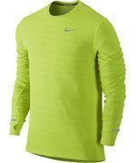koszulka do biegania męska NIKE DRI-FIT CONTOUR LONGSLEEVE / 683521-702