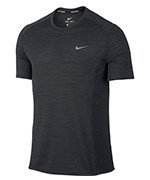 koszulka do biegania męska NIKE DRI-FIT COOL MILER SHORT SLEEVE / 718348-010