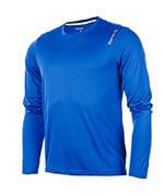 koszulka do biegania męska REEBOK RUNNING ESSENTIALS LONG SLEEVE TEE / BK7259