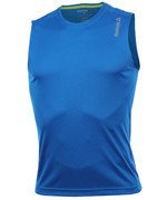 koszulka do biegania męska REEBOK RUNNING ESSENTIALS SLEEVELESS TEE / AJ0351