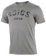 koszulka sportowa męska ASICS CAMOU LOGO SHORT SLEEVE TOP / 131529-0714