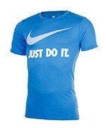koszulka sportowa męska NIKE SPORTSWEAR TEE JUST DO IT NEW / 707360-436