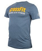 koszulka sportowa męska REEBOK CROSSFIT GRAPHIC SHORT SLEEVE TEE FORGING ELITE FITNESS / BJ9346