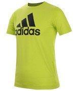 koszulka tenisowa chłopięca ADIDAS ESSENTIALS LOGO TEE / S23188