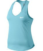 koszulka tenisowa damska NIKE PURE TANK / 728739-499
