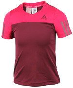 koszulka tenisowa dziewczęca ADIDAS RESPONSE TEE / M62035