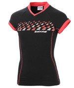 koszulka tenisowa dziewczęca BABOLAT T-SHIRT TRAINING ESSENTIAL / 42F1496-105