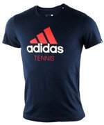 koszulka tenisowa męska ADIDAS TENNIS TEE / AY7084