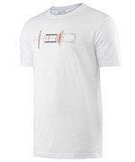 koszulka tenisowa męska HEAD TRANSITION DRAKE GRAPHIC TEE / 811606 WH