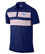 koszulka tenisowa męska NIKE ADVANTAGE DRI-FIT COOL POLO / 728949-455