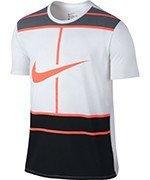 koszulka tenisowa męska NIKE COURT DRY TENNIS TEE / 831470-101