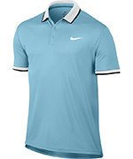 koszulka tenisowa męska NIKE DRY POLO TEAM / 830849-432