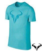 koszulka tenisowa męska NIKE RAFA ICON TEE / 698234-401