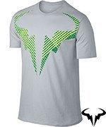 koszulka tenisowa męska NIKE RAFA TEE / 831462-043