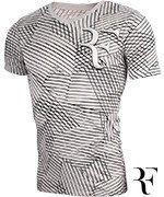 koszulka tenisowa męska NIKE RF TEE ALLOVER PRINTED / 831466-063