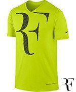 koszulka tenisowa męska NIKE RF TEE Roger Federer / 646559-382