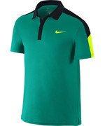 koszulka tenisowa męska NIKE TEAM COURT POLO / 644788-351