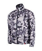 kurtka do biegania męska NEWLINE IMOTION PRINTED JACKET / 71182-388