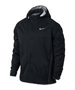 kurtka do biegania męska NIKE SHIELD FULL ZIP HD ZONED JACKET / 801783-011
