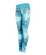 legginsy damskie ADIDAS LONG TIGHT ALLOVER PRINTED / BQ2120