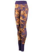 legginsy damskie ADIDAS SUPER LONG TIGHT ALLOVER PRINTED / AY3160