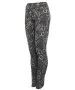legginsy damskie REEBOK ELEMENTS ALLOVER PRINTED LEGGING / AJ3180