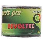 owijki tenisowe PRO'S PRO REVOLTEC GRIP OVERGRIP x60 0,60MM / TOPP-094
