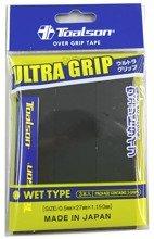 owijki tenisowe TOALSON ULTRA GRIP x3 black