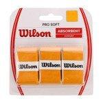 owijki tenisowe WILSON PRO SOFT OVERGRIP  x3 / WRZ4040 GO