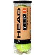 piłki tenisowe HEAD  TIP2   SOFT x3 / TPH-027