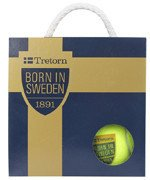 piłki tenisowe TRETORN BOX PIŁKI JUBILEUSZOWE 4 szt yellow