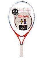 rakieta tenisowa juniorska WILSON US OPEN 19 / WRT21000