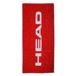 ręcznik sportowy HEAD SPORT COTTON LOGO TOWEL / 455215-RD