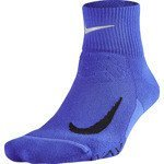 skarpety do biegania NIKE ELITE CUSHION QUARTER RUNNING (1 para) / SX5463-452
