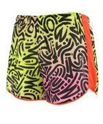 spodenki do biegania damskie REEBOK RUNNING ESSENTIALS 4INCH SHORT / AJ0418