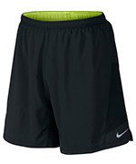 "spodenki do biegania męskie NIKE 7"" PURSUIT 2-IN1 SHORT / 683288-010"